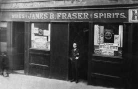 James B Fraser Gallowgate