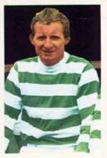 Jimmy Johnstone Celtic footballer