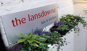 The Lansdowne Bar & Kitchen Landsowne Crescent