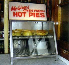 Laurieston hot pies