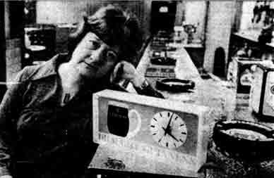 Mrs Liz Wright 1978