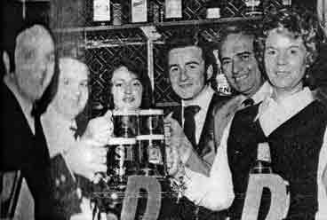 Sandmyle Hotel Tollcross Road 1979