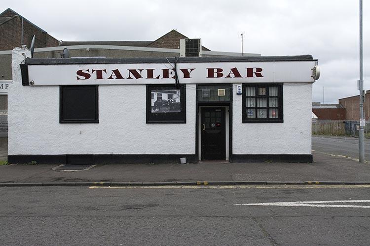 The Stanley Bar Kinning Park 2016