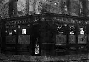 image of the Tyr-owen bar Norfolk Street