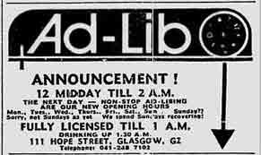 Adlib advert 1976