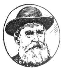Alexander Chesser celarman of Cairns bar 1894