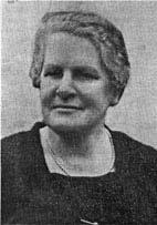 Mrs McNiven