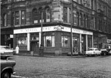Exterior view of the Atholl Arms 1960s