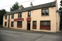 Exterior view of the Auld Boat Hoose 2005