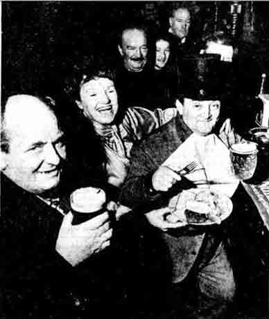 Barrowland Bar interior 1979