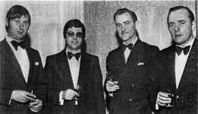 members of the Bartenders Guild 1972