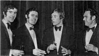 members of the Bartenders Guild 1972