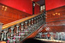 staircase in Sloans
