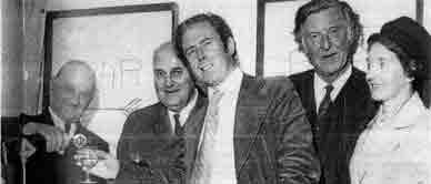 Ben members 1974