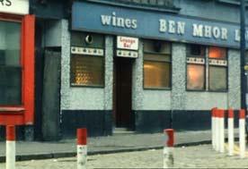 The Ben Mhor Bar Henderson Street