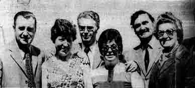 Ben outing 1973