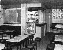 Eastenders interior