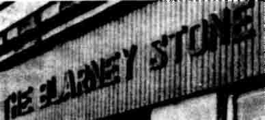 Blarnet Stone 1977