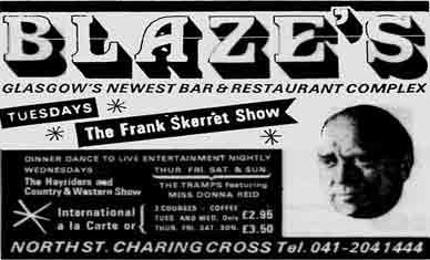 Blazes ad 1976