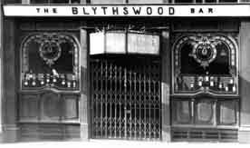 The Blythswood Bar Hope Street