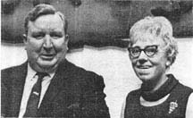 image of Mr & Mrs Hamilton Bryden 1968