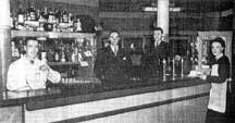 Bristol Bar Interior