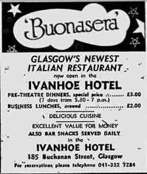 Buonasera advert 1979