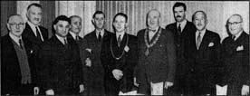 Burns Club 1957