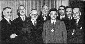 The Thistle Burns Club 1955