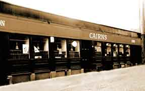 Cairns Miller Street Glasgow