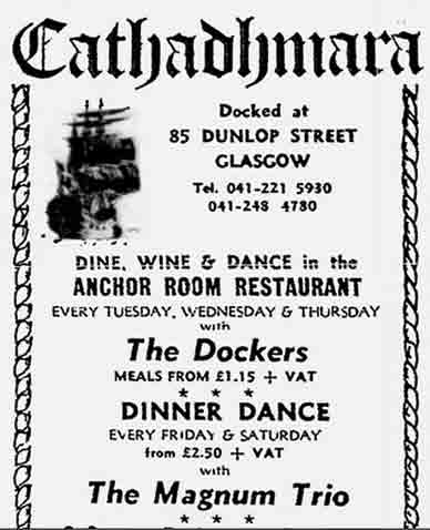 Cathadhmara advert 1976