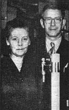 Mr & Mrs Charles Watson