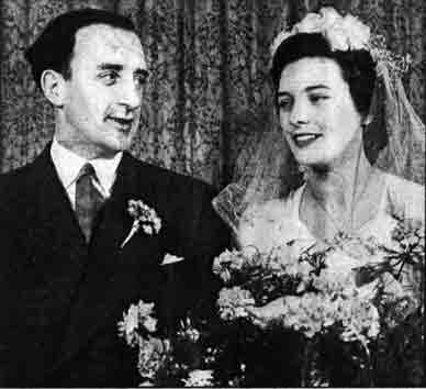 Mr Charles Ruxton wedding 1950