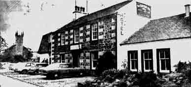 The Clachan Inn Fintry 1978