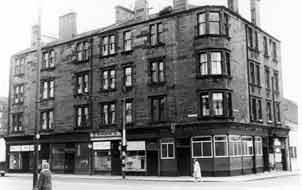 Clady Bar corner od Govan Street and Thistle Street