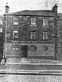 Image of the Clyde Shipping Bar 85-87 Finnieston Street Glasgow