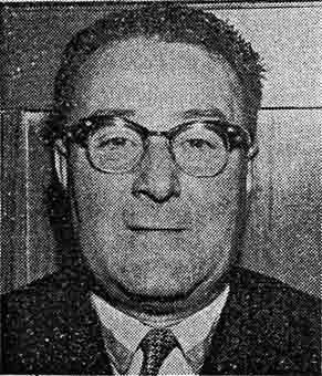 Mr. Denis McLaughlin 1976