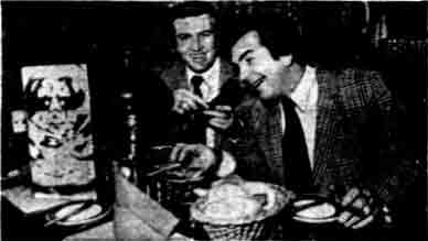 Dial Inn with the Alexander Brothers 1977