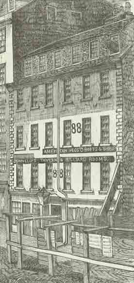 Donnelly's Tavern Trongate