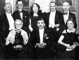 Cambuslang group photo 1950