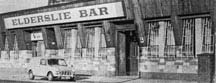 Elderslie Bar 1960s