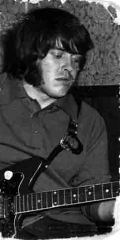 Jim Dillon at the Fairfield 1972