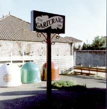 Gartcraig sign
