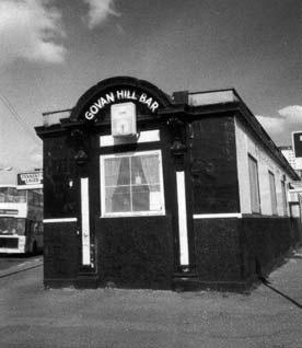 Govanhill Bar Gorbals