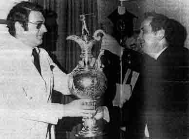 Guardian Trophy 1974