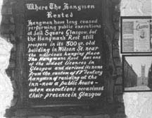 Hangmans interior