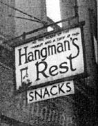 hangmans sign
