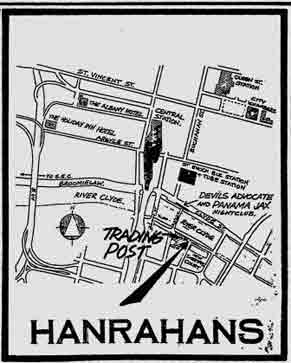 Hanrahan S Old Glasgow Pubs