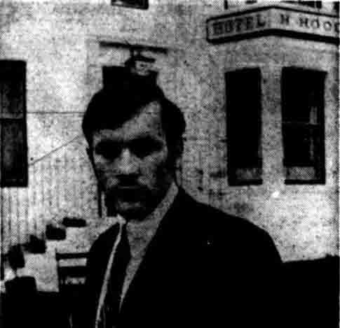 Mr Harry Hood 1970