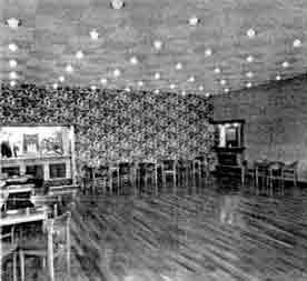 Hillhouse interior
